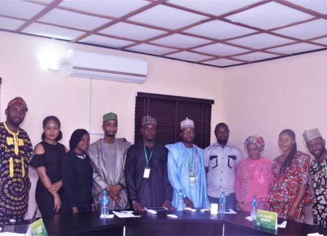 Induction and Swearing-In of newly elected National Executive Committee (NEC) 2