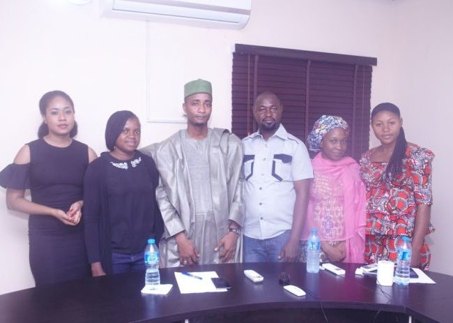 Induction and Swearing-In of newly elected National Executive Committee (NEC) 1