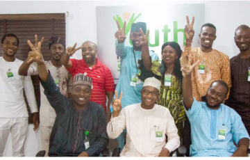 Youth Party Newsletter 011: YP Signs National Peace Accord