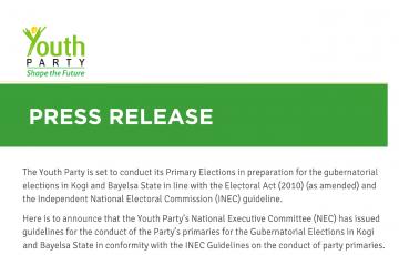 Press Release – July 2019