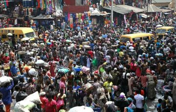 Youth Party kicks as Nigeria records highest inflation rate in four years