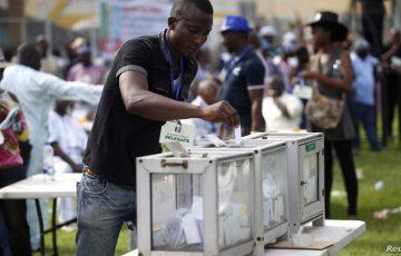 INTERNAL PARTY DEMOCRACY IN NIGERIA
